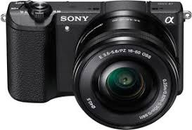 Sony Alpha A5100 DSLR Camera