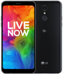 Recover Deleted Photos from LG Q7