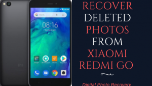 Recover Deleted Photos from Xiaomi Redmi Go