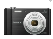 recover deleted photos on Sony CyberShot DSC-W800 BC IN5 Camera